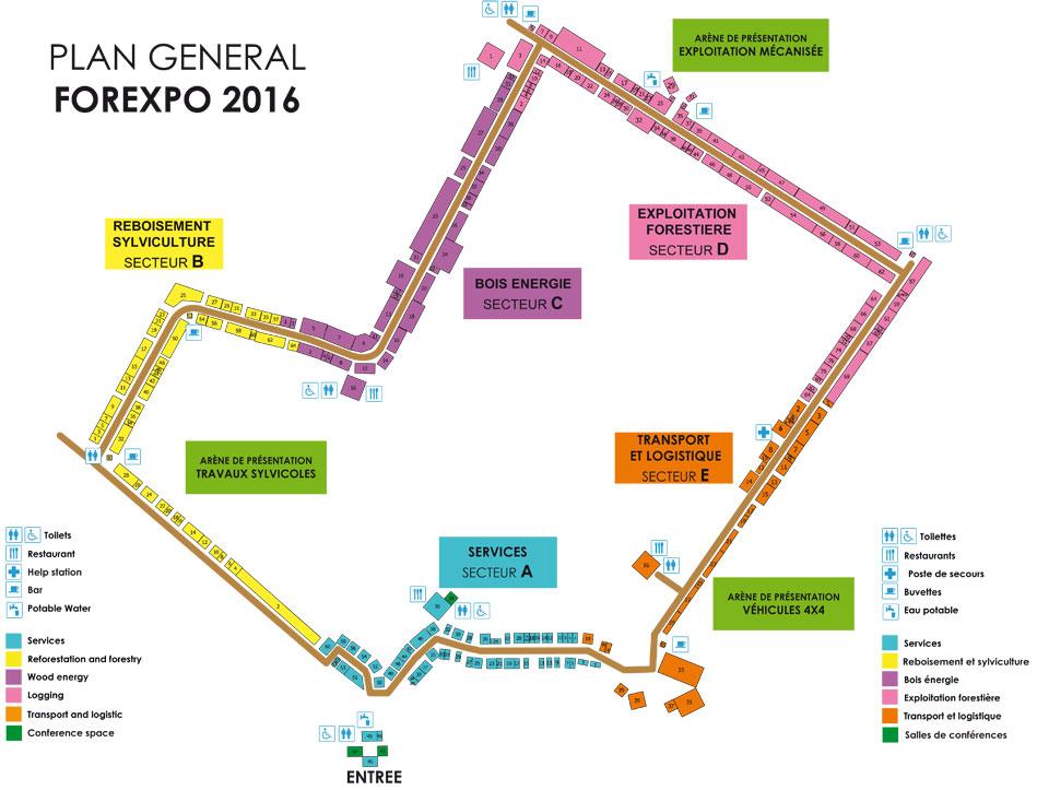 Plan de Forexpo 2016